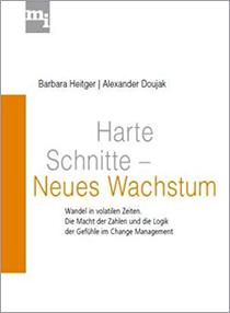 Buchcover Harte Schnitte – Neues Wachstum