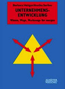 Buchcover Unternehmensentwicklung